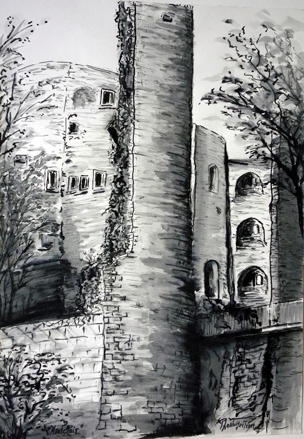 Burg Montclair 2