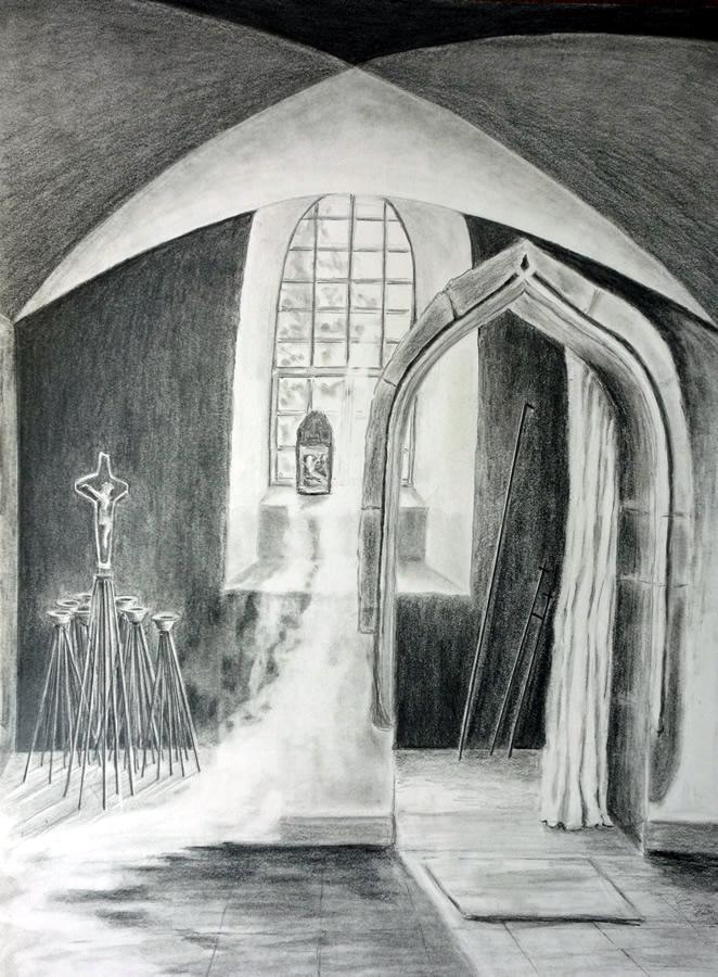 Entwidmete Kirche Bliesmengen-Bolchen