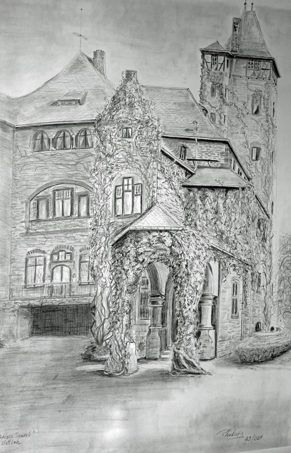 Schloss Saareck 2
