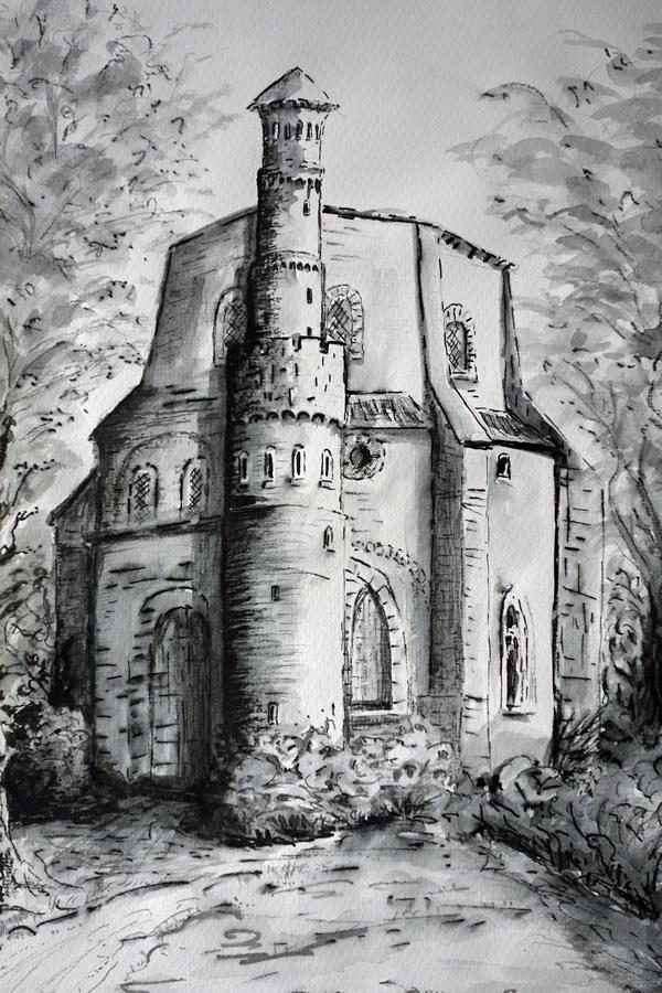 Turm in Mettlach 1